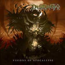 INSANITY - Visions Of Apocalypse - CD - DEATH METAL