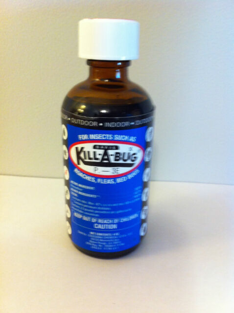 Kill A Bug 368 Permethrin Indoor Concentrate For Bedbugs Roaches