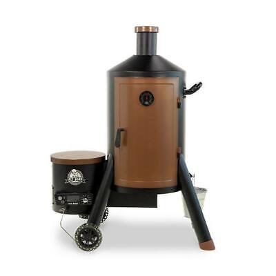 Pit Boss PBVPS1 Whiskey Still Wood Pellet Smoker BBQ Grill ...