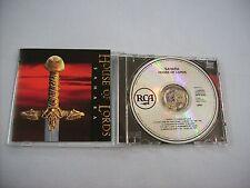 HOUSE OF LORDS - SAHARA - CD JAPAN PRESS LIKE NEW CONDITION 1990 - NO OBI