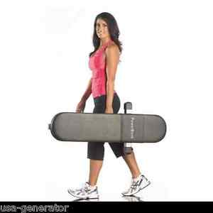 Flat Weight Bench Dumbbell Workout Portable Foldable