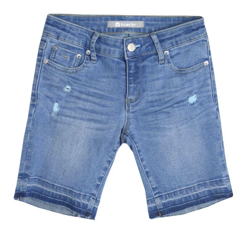 OshKosh BGosh Big Girls Denim Skimmer Shorts 12-Kids