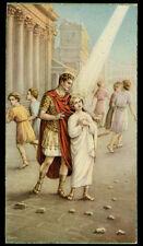 santino-holy card ediz. NB**** n.345 S.TARCISIO M.
