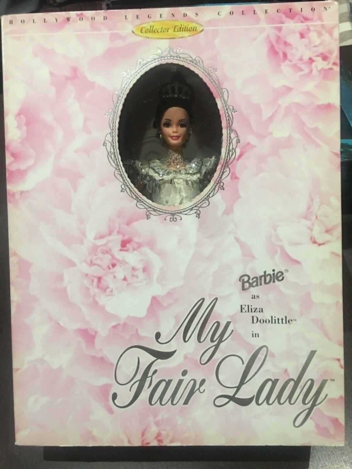 """Barbie da Collezione Eliza Doolittle in """"My Fair Lady"""", 1995"""