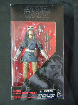 Star Wars Black Series Captain Cassian Andor #23 Action Figure