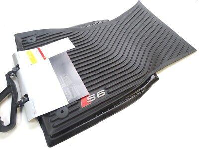 Gummimatten Gummi Fußmatten für Audi A4 B5 Avant 1994-2001 Antirutschmatte