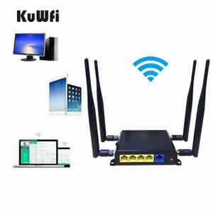Details about OpenWrt 300Mbps Wifi Router 4G LTE Wifi Router Wifi Repeater  with SIM Card Slot