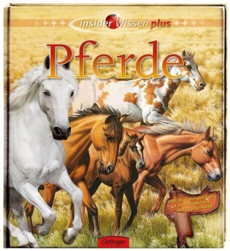 1 von 1 - Insider Wissen plus - Pferde von Kim Dennis-Bryan (2012, Gebundene Ausgabe)