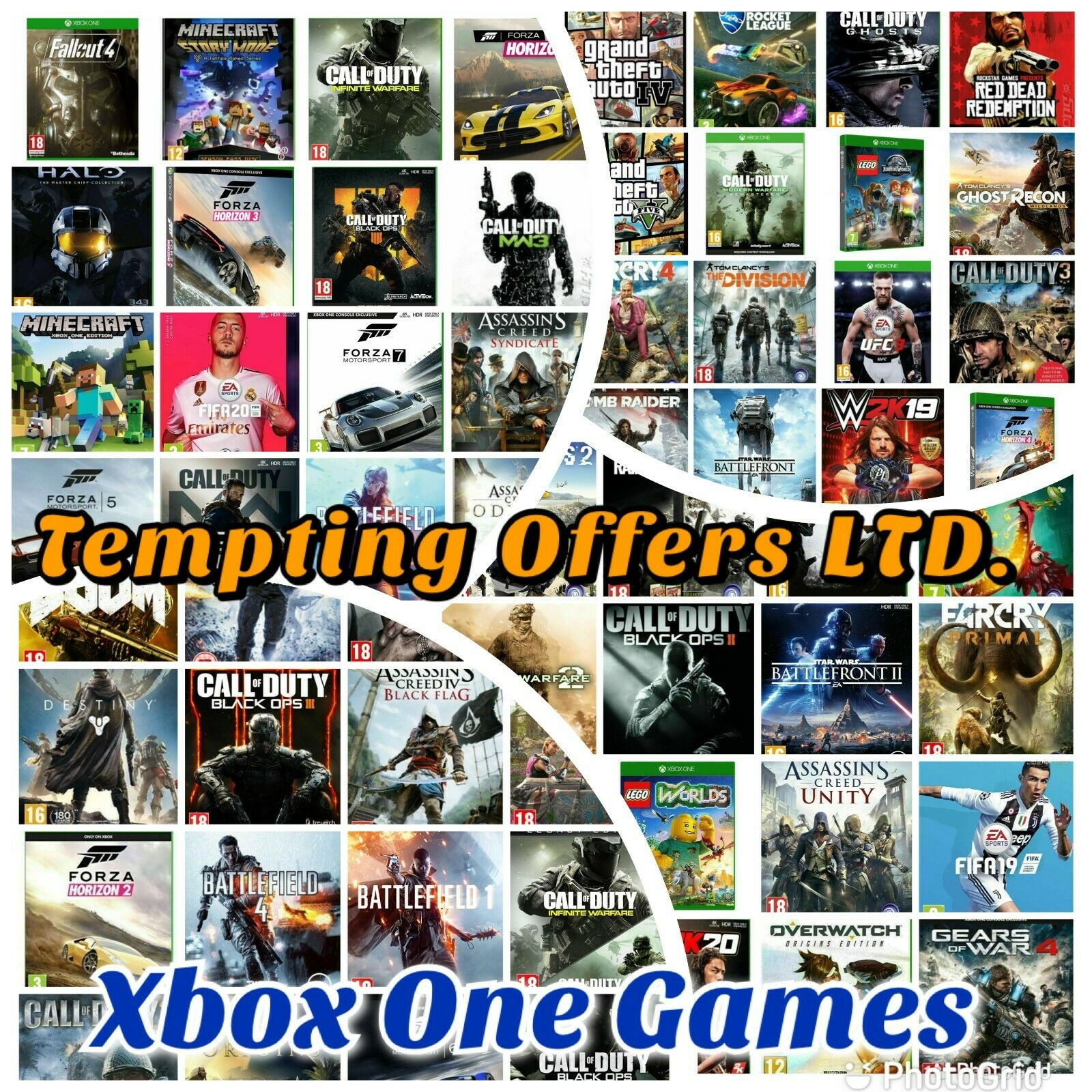 Xbox One Games Xbox One Buy 1 Or Bundle Up MINT Super FAST & QUICK Delivery FREE