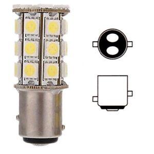 Led Lampadina 12v 21 5w Bay15d Auto Moto Lampada Faro Posteriore Stop Freno Ebay