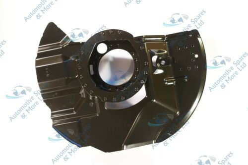 For BMW 3 Series E46 New Front Right Brake Disc Dust Cover Back Plate Shield