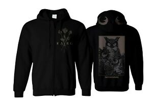 Karg-Owl-Zipper-Hoodie-Harakiri-for-the-sky-Ellende-Alcest