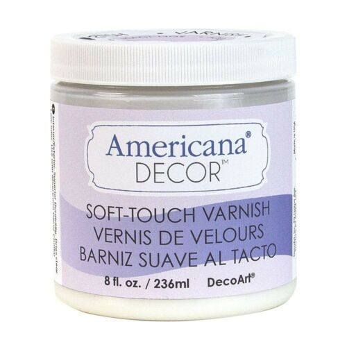 mobel shabby chic, 236ml americana soft touch varnish klarlack möbel shabby chic, Design ideen