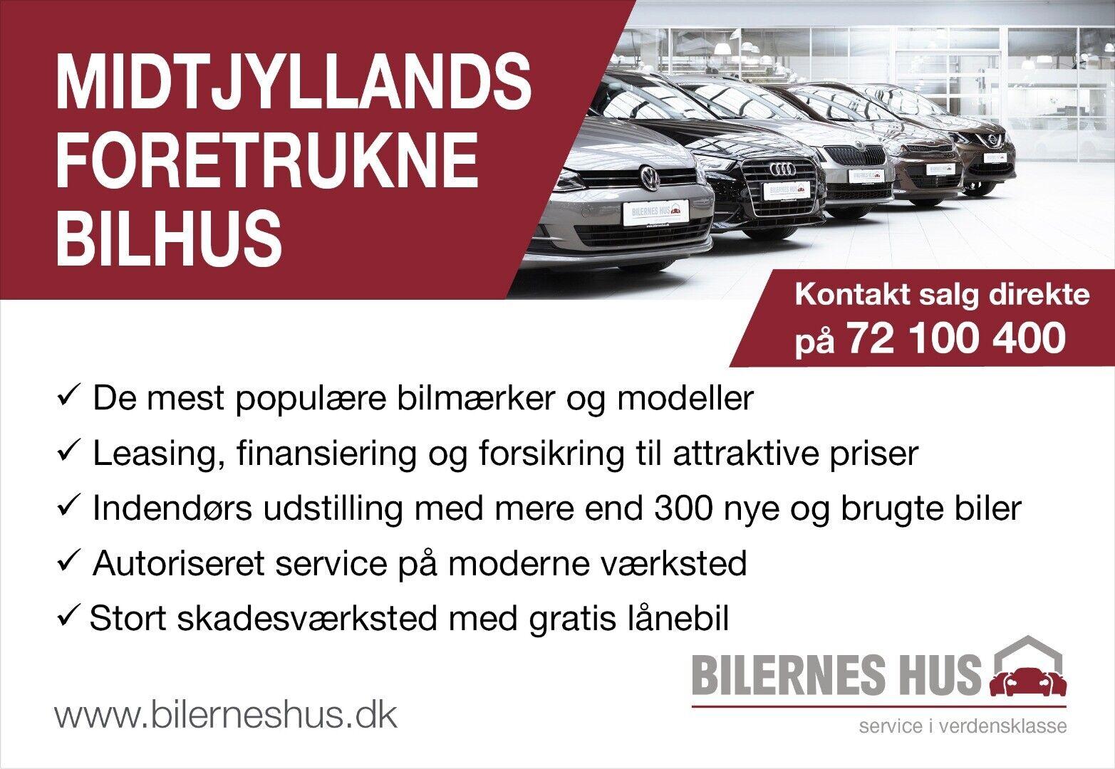 Mercedes A200 1,3 Business Progressive Line aut. 5d - 323.880 kr.