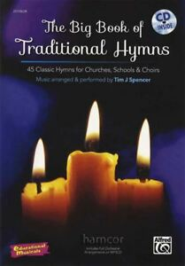 Intelligent The Big Book Of Traditional Hymns Book With Orchestral Support Cd-afficher Le Titre D'origine
