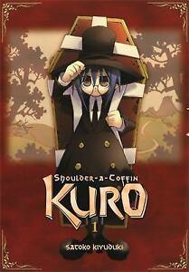 Shoulder-A-Coffin-Kuro-Shoulder-a-Coffin-Kuro-Vol-1-1-2008-Paperback-BOOK