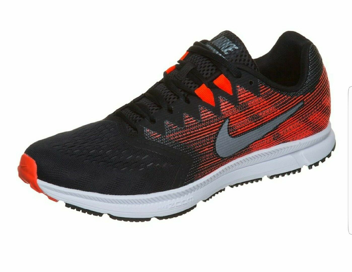 6ffb7479c50 NEW MENS NIKE ZOOM SPAN 2 RUNNING RUNNING RUNNING SHOES TRAINERS size 10  b5ed0a