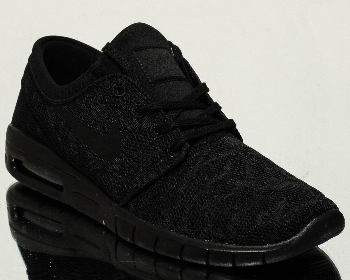 Nike SB Stefan Janoski Max men lifestyle kicks NEW black anthracite 631303-099