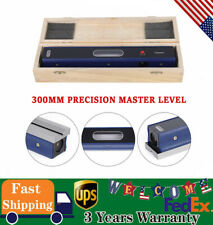 12 Master Precision Level In Fitted Box For Machinist Tool 0000210 Us Top