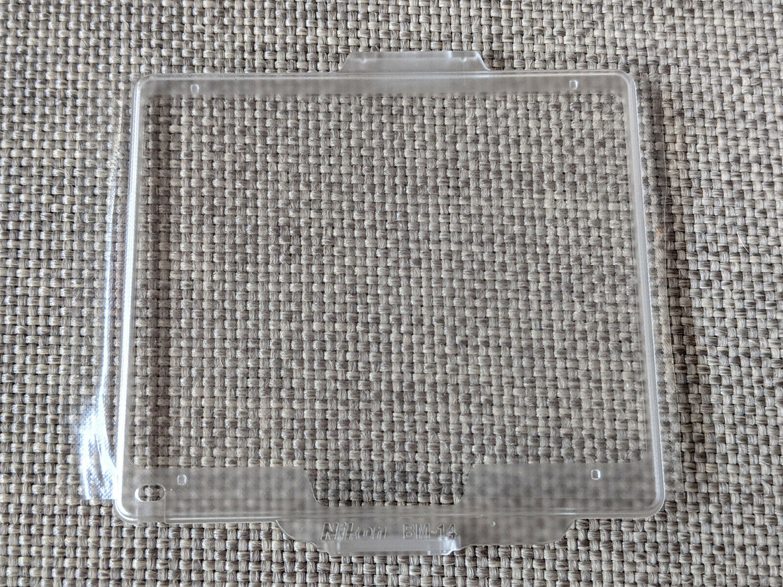 Genuine Nikon BM-14 LCD Monitor Cover for D600 and D610