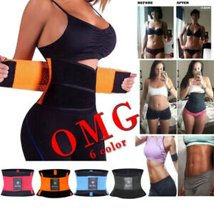 Xtreme-Power-Waist-Trainer-Trimmer-Belt-Hot-Slimming-GYM-Sports-Band-Body-Shaper
