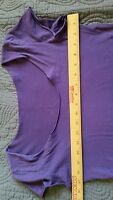 Fluxus Scoop Neck T-shirt Size Large In Worn Once