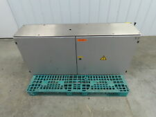 Bader Electrical Cooling Swing Cabinet 2 Door Steel Enclosure Box 59x28x11