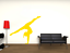 miniature 2 - Adesivo BALLERINA DANZA BALLO stickers murale decalcomania dpaccata figura  03