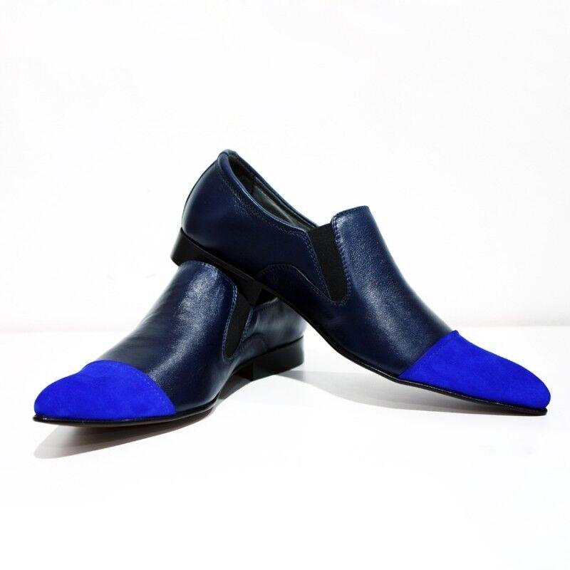 Modello Nardo - Hecho a Mano Coloridos Cuero Italiano Oxford Zapatos Vestido