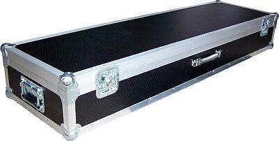 korg m50 88 key keyboard piano swan flight case ebay. Black Bedroom Furniture Sets. Home Design Ideas