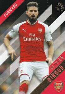 2017-18-Topps-Premier-League-or-Football-Cartes-a-Collectionner-13-Olivier