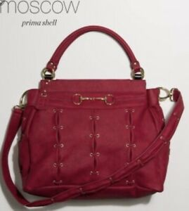 EUC-Miche-Luxe-Prima-Moscow-Shell-Red-With-Two-Different-Strap-Options