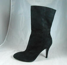 Elegant Used $169 B. MAKOWSKY Hannah High Heel Ankle Boots Women's size 10 M