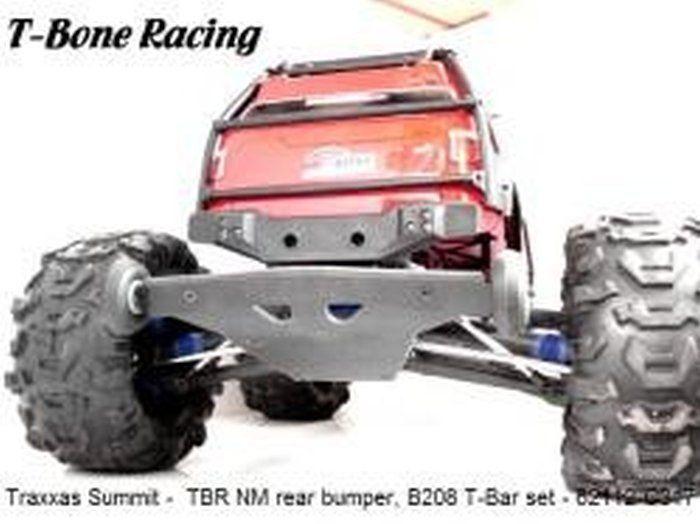 T-Bone RACING TBR nm2  REAR y077 ruedaie BAR SET TRAXXAS Summit 87043  n ° 1 online