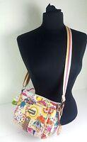 Lily Bloom Eco Spring Shower Chritian Crossbody Bag + Charm