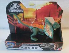 Savage Strike Jurassic World Dilophosaurus Figura Novo 2020 Dinossauro Brinquedo Park