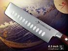 Japanese Nakiri Knife VG10 steel Vegetable Usuba 6.3 inch Chef's Cutlery New