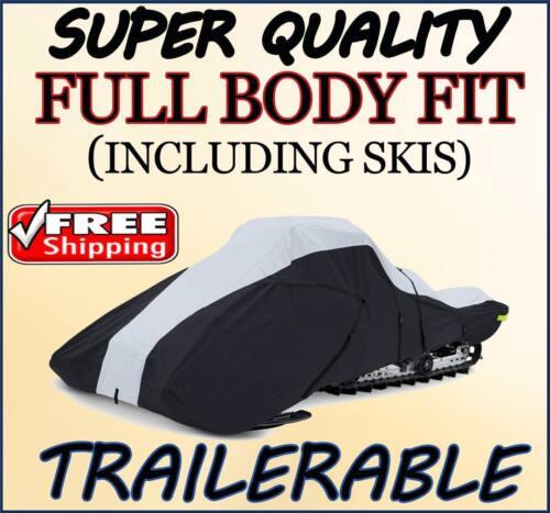 Full Fit Snowmobile Sled Cover SKI DOO Skandic WT 550 2004-2005