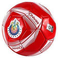 Chivas de Guadalajara Soccer Ball - Red - Size 2 Practice [Misc.]