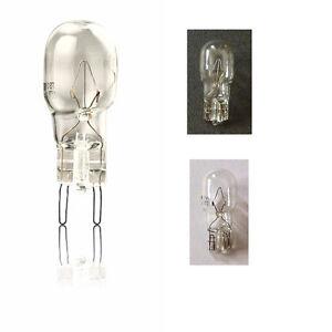 10-Stueck-Gluehbirne-Gluehlampe-Glassockellampe-12V-12W-T13-W2-1x9-5D-Automaten