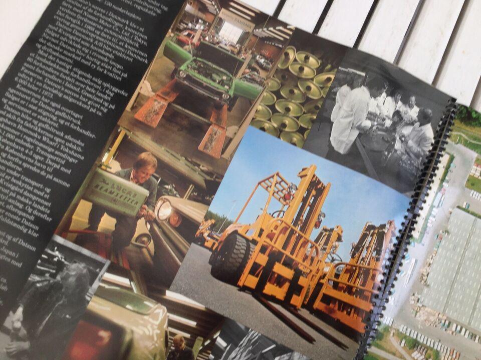 Brochure , K W Bruun
