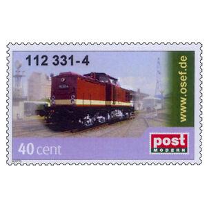 Privatpost-Diesellokomotive-V-100-BR-112-MNH