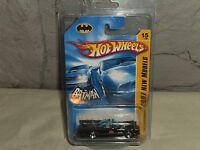 Hotwheels Mattel Batman 2006 15 Of 36 Mint Condition Batmobile Toy