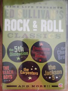 Ed Sullivan's Rock & Roll Classics Volume 3 Classics DVD New/Sealed