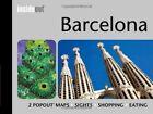 Barcelona Inside Out Travel Guide: Pocket Travel Guide for Barcelona Including 2 Pop-Up Maps by Compass Maps (Hardback, 2014)