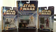 Star Wars ESB General Rieekan w/Hoth Tactical Screen, Hoth Trooper & R-3PO