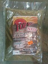 Top Secret Fertigfutter Sonderedition Rotauge 1 kg