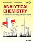Analytical Chemistry: A Chemist and Laboratory Technician's Toolkit by Aihui MaHam, Bryan M. Ham (Hardback, 2015)
