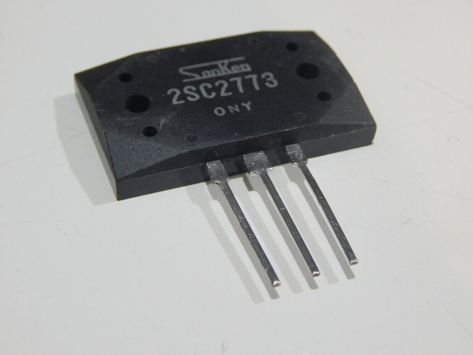1 pc KSC2073TU  ONSEMI  NPN Transistor  150V 1,5A 25W 4MHz   TO220  NEW
