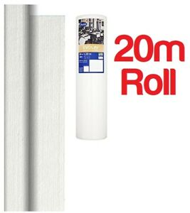 Duni WOW Evolin Table Cover White 1.2m x 20m Roll Party Wedding Banquet